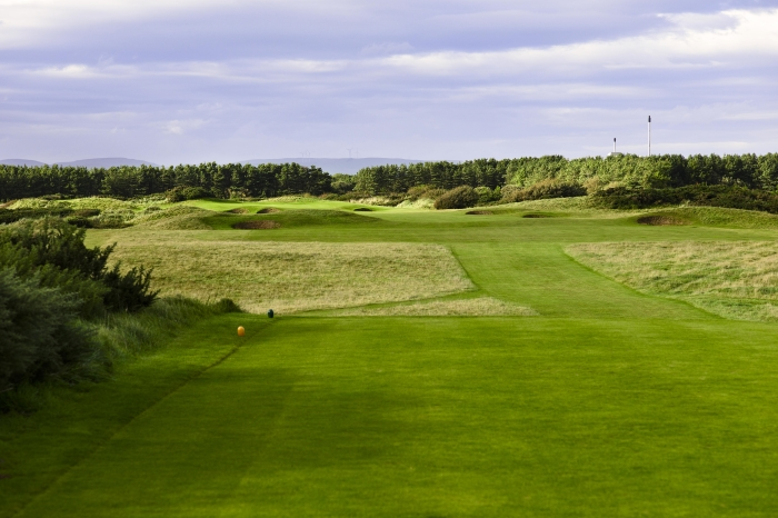 Western Gailes - Scottish Golf vacation